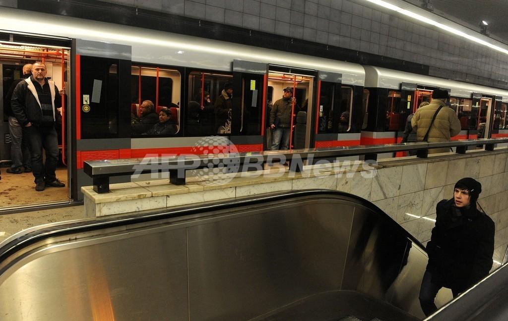 地下鉄に「出会い専用車両」導入を検討、チェコ・プラハ