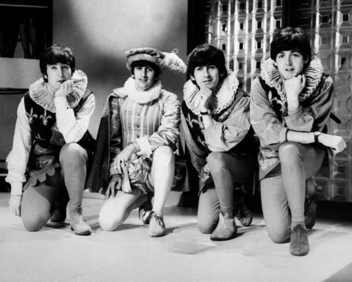 ビートルズ幻の67年未発表曲、マッカートニーが発売の意向