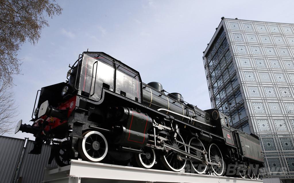 19世紀豪華列車の仮想旅行へ「オリエント急行」展 仏パリ