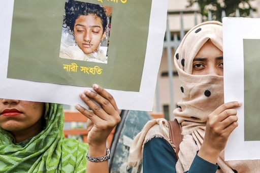 校長からセクハラ受けた女子学生、通報後に火を付けられ死亡 バングラ