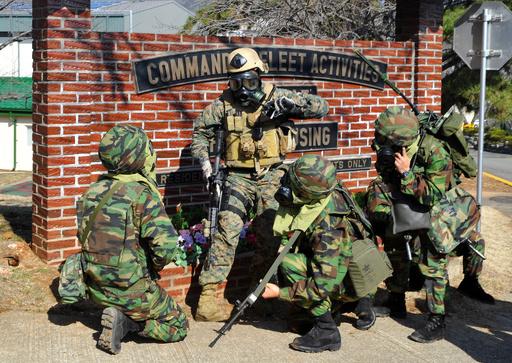 米韓、合同軍事演習「フォールイーグル」と「キー・リゾルブ」を中止
