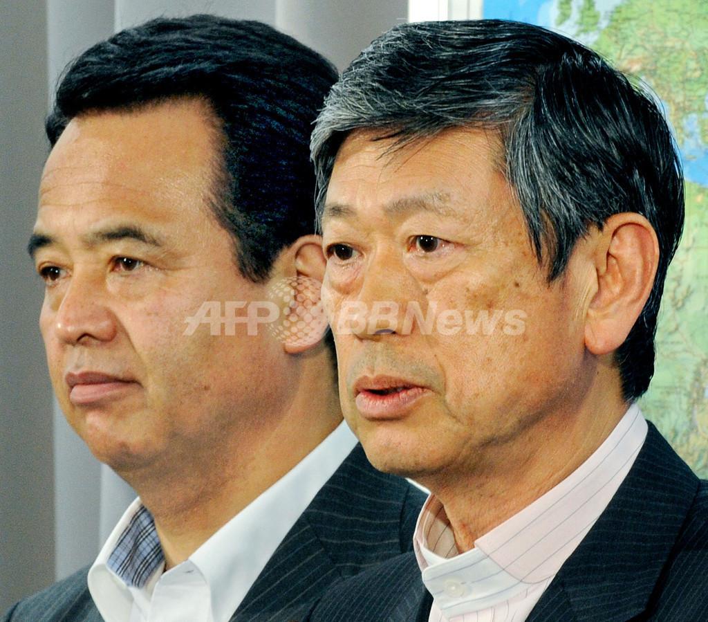 東シナ海ガス田を共同開発、日中両政府が合意
