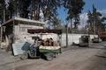 シリア停戦、おおむね順守 首都近郊で戦闘も