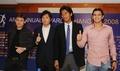 欧州挑戦を熱望する遠藤と中澤