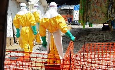 ギニア最後のエボラ患者が回復、終息宣言秒読みに MSF 写真1枚 国際ニュース:AFPBB Ne