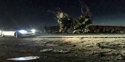 イラン革命防衛隊バスに自爆攻撃、27人死亡