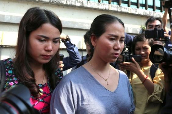 ミャンマー高裁、ロイター記者らの控訴棄却 一審の禁錮7年を支持