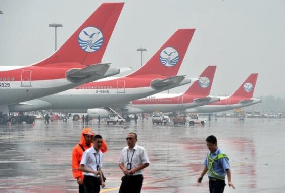 中国民間航空、世界レベルの輸送力目指す