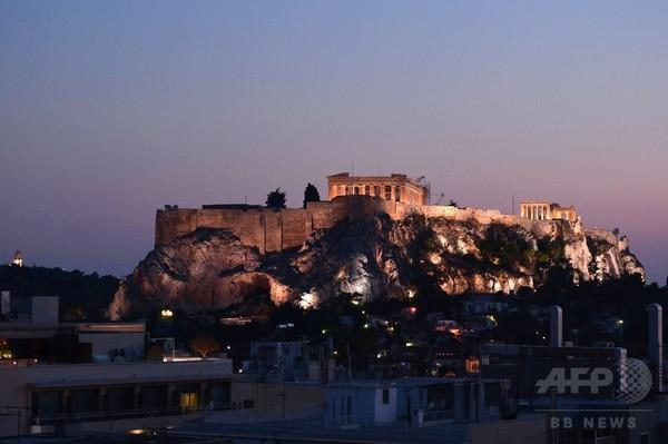 ギリシャが財政再建案提出、期限の2時間前 EU側精査へ