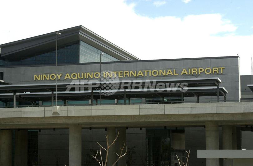マニラの空港職員は「メリークリスマス」禁止
