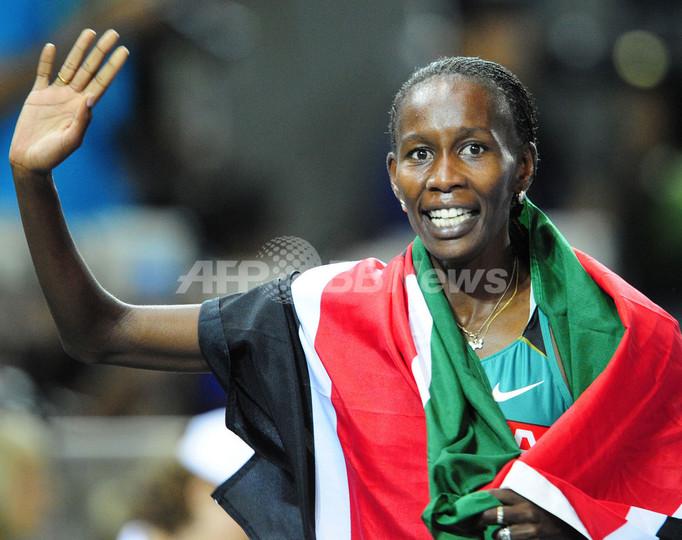 IAAFが女子800メートルを制した...