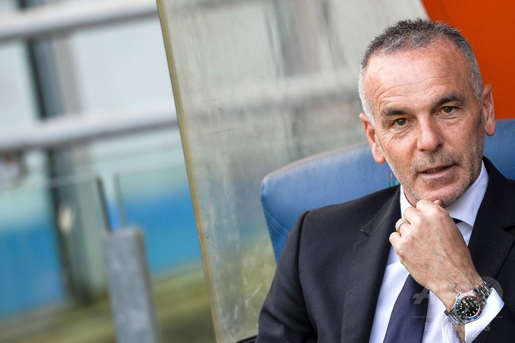 インテルの新指揮官にピオリ氏、昨季までラツィオ指揮