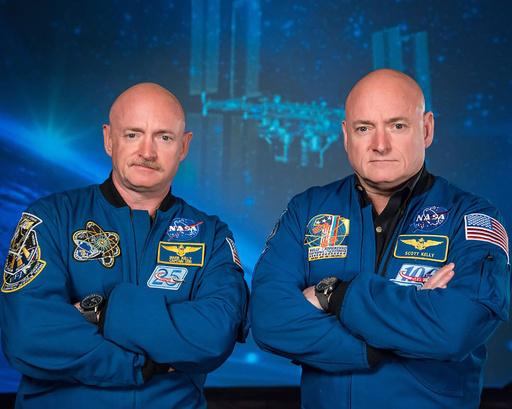 宇宙飛行士と一卵性双生児の比較調査、NASAが結果発表
