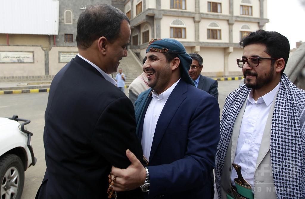 イエメン暫定政府、国連和平案を受け入れ 武装勢力の対応に注目