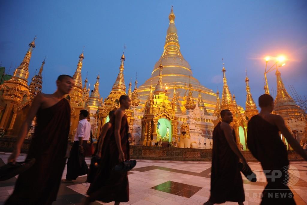 ミャンマーでオランダ人観光客拘束 講話がうるさいとしてケーブル引き抜く