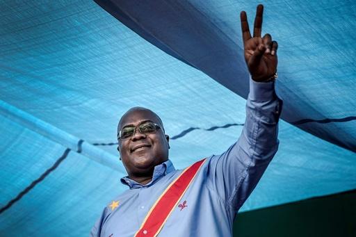 コンゴ大統領選、野党候補の異議を憲法裁が却下 チセケディ氏勝利確定