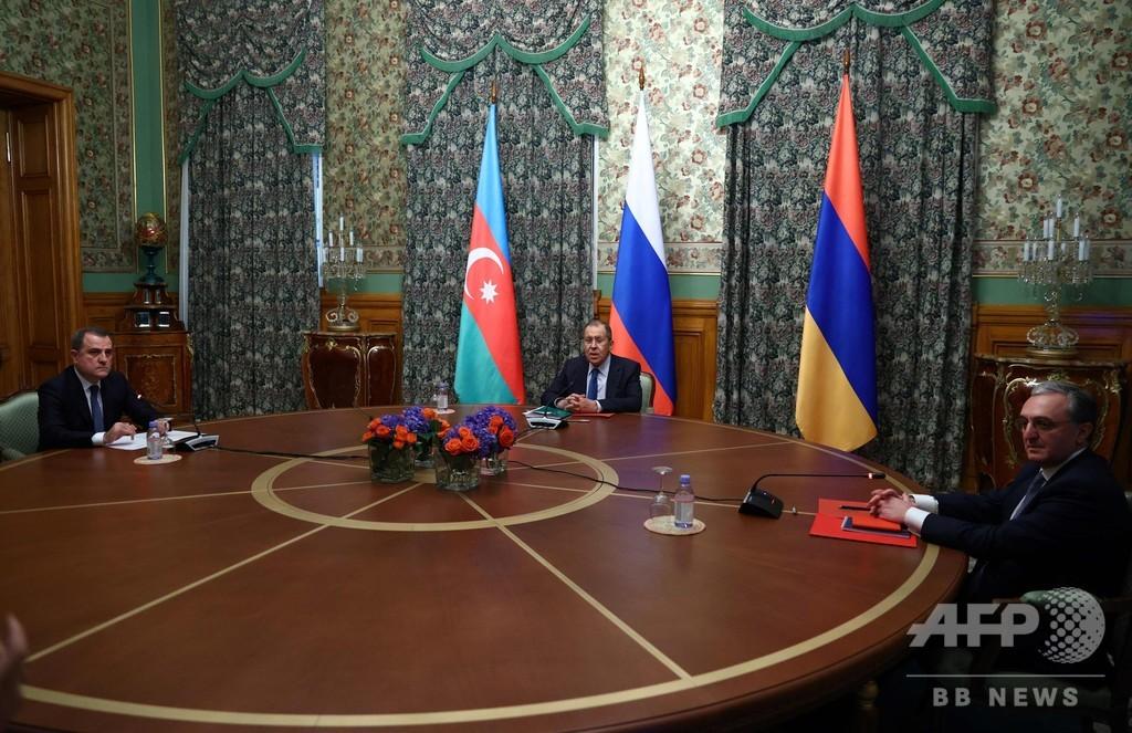 アゼルバイジャンとアルメニアが2度目の停戦