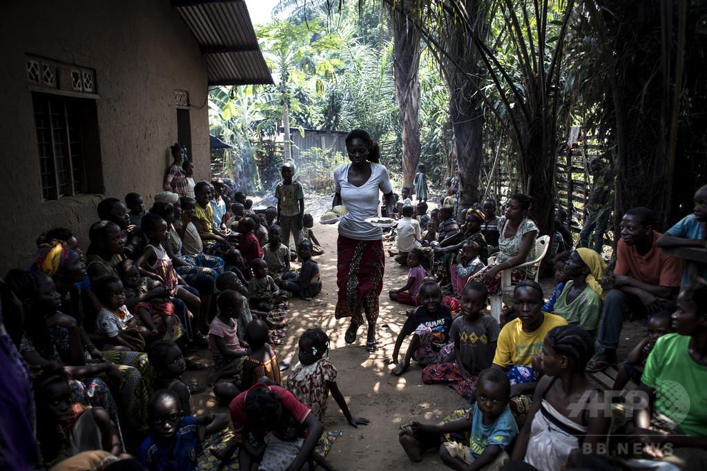 コンゴで子ども62人含む251人殺害される 国連報告