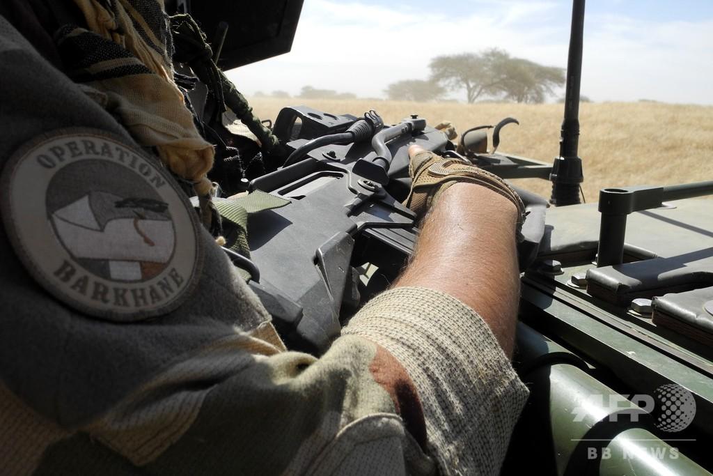 仏軍、マリでIS関連組織の幹部殺害