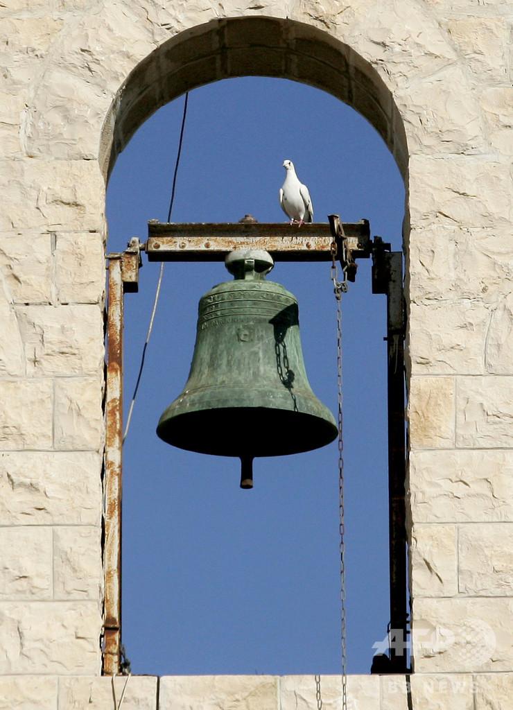 教会の鐘が一夜にして消えた! 南仏プロバンスで謎の連続窃盗事件