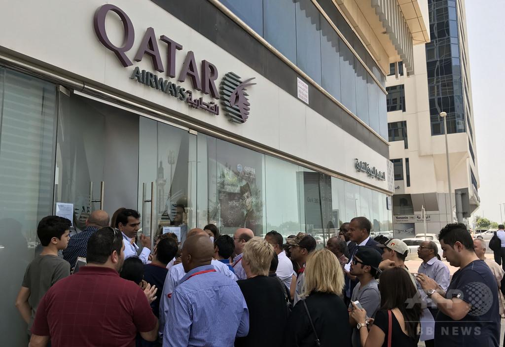 UAE、カタールに同情で最大15年の禁錮刑と警告
