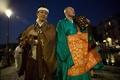 パリで富山の伝統行事、夜通しの芸術祭「ニュイ・ブランシュ」