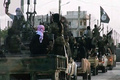 過激派掌握のシリア、