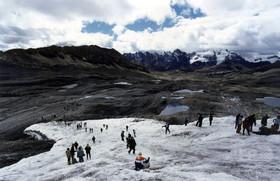 ペルーの氷河、70年以降40%縮小 政府報告