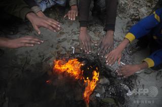バングラ、観測史上最低の気温2.6度を記録 貧困層に毛布7万枚配布