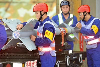 米国の台湾への武器売却は「アジアを安心させるため」、専門家