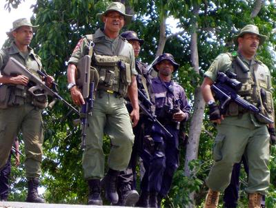 東ティモール警察、「忍者撲滅」は市民抑圧のカモフラージュか