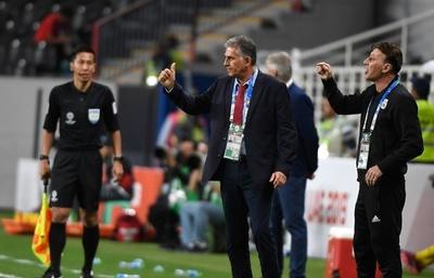 イラン代表指揮官、アジア杯後にコロンビア監督就任を検討へ