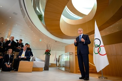 日 オリンピック 中止 決定