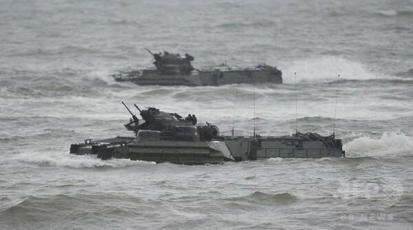 フィリピン、米軍との南シナ海での合同パトロールを休止