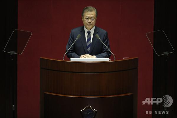 韓国産業界びっくり、大統領「造船・自動車回復」発言