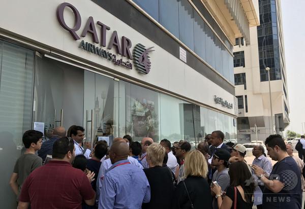 UAE、カタールとの国交回復に「確約された計画表」を要求