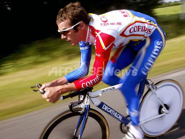自転車>コフィディスのドーピン...