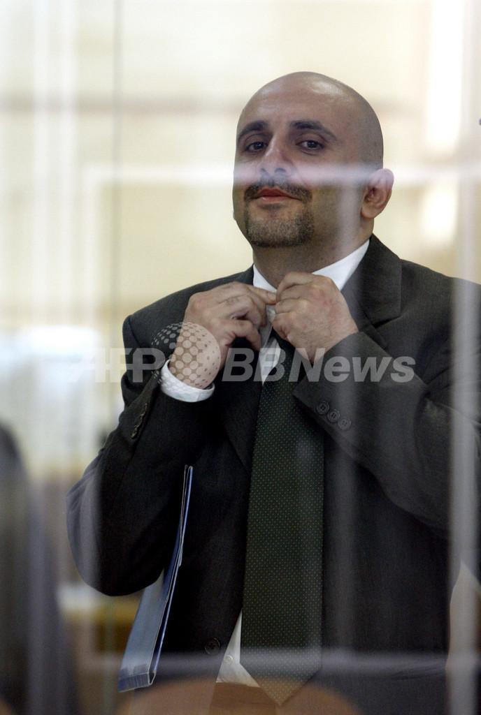 マドリード列車爆破テロ事件、最終公判 写真2枚 国際ニュース:AFPBB News