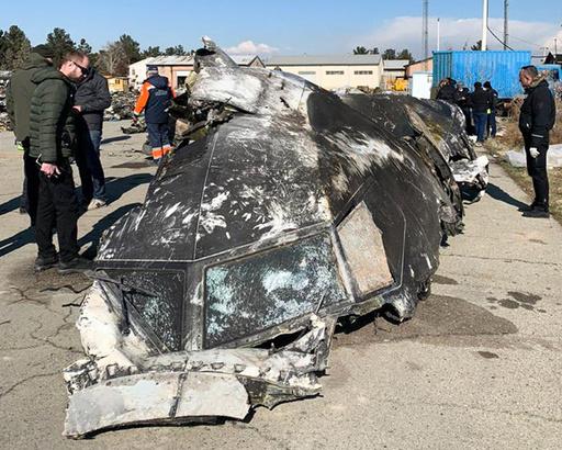 イラン政府、ウクライナ機撃墜の「隠蔽」を否定