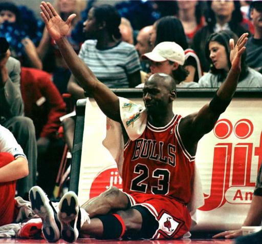 NBA史上最強だったブルズ、1995-96年に当時の歴代最多シーズン72勝