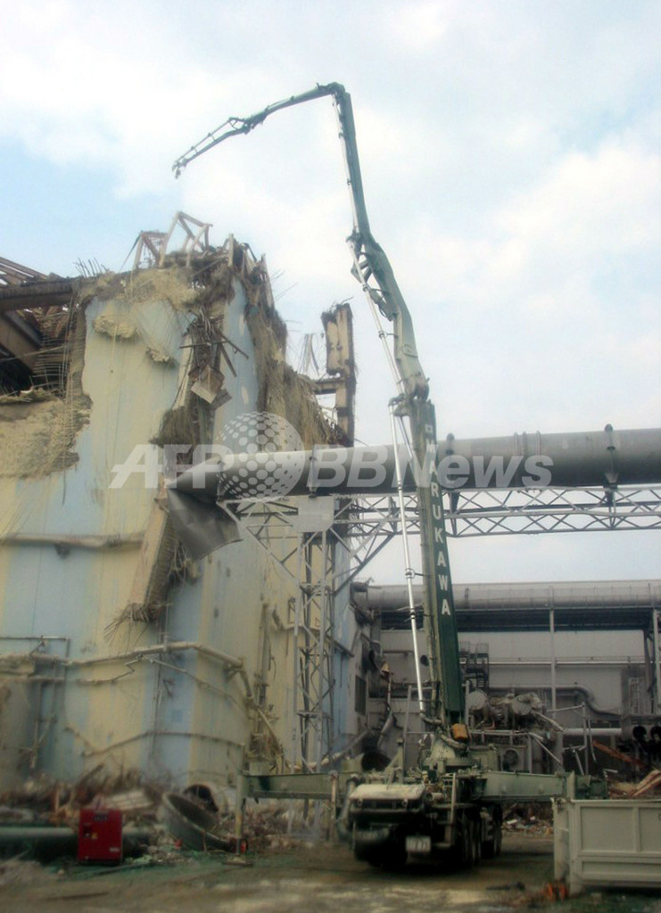 汚染水処理が5時間で停止、再開めど立たず 福島原発事故