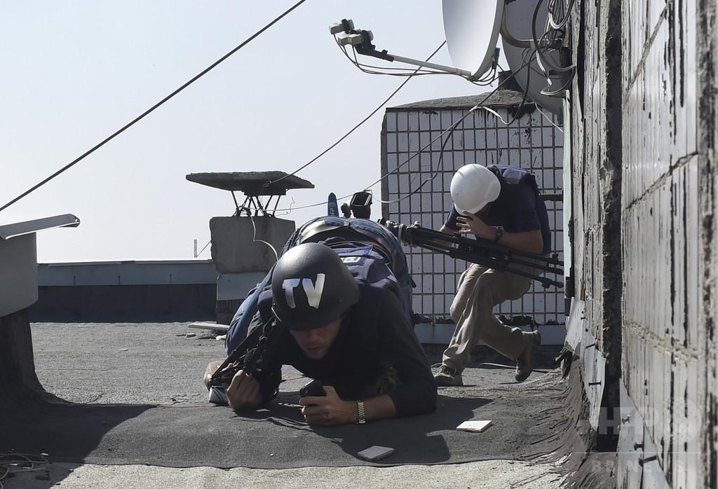 ジャーナリストの殺害、1年で66人 襲撃方法はさらに残虐に