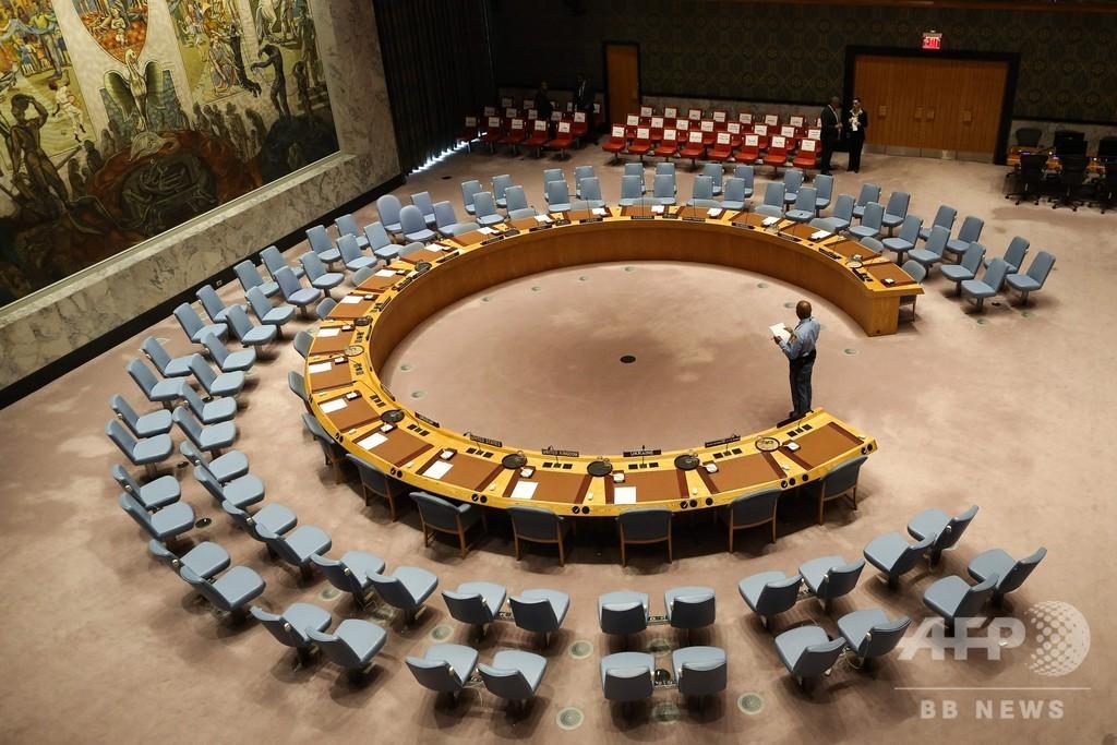 インドなど4か国安保理入り、国連総会 写真3枚 国際ニュース:AFPBB News