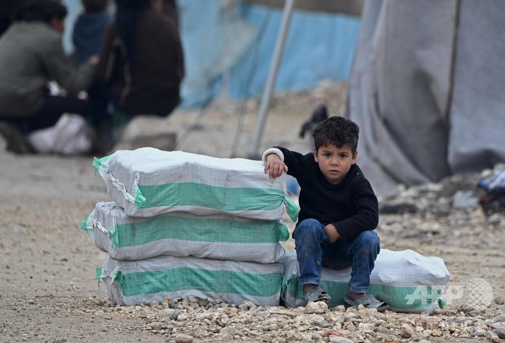 シリア越境支援延長、中ロがまた拒否権