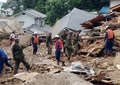 広島市の土砂災害、死者42人、行方不明者43人に