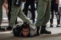 香港デモで370人逮捕 うち10人は国家安全法違反