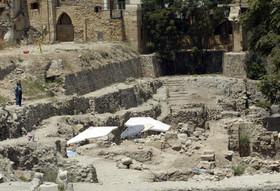 3400年前の裸体女性像、7歳少年が発見 イスラエル