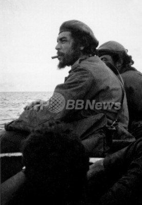 キューバ革命の英雄チェ・ゲバラ...