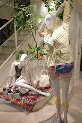 <New Shop>今春デビューのお洒落スポーツブランド「アニマ」、第1号店オープン