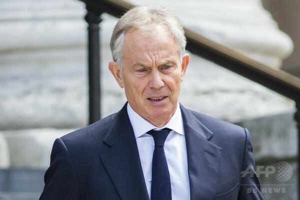 ブレア英元首相がイラク戦争で謝罪、IS台頭との関連認める